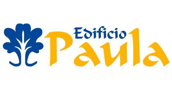 Logotipo Edificio Paula