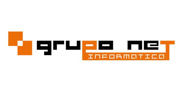 Logotipo Grupo Net Informática