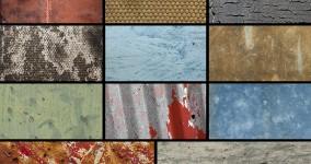 11 texturas de estilo Grunge