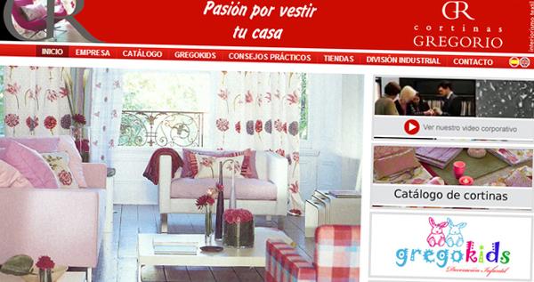 cortinasgregorio.es - Inicio