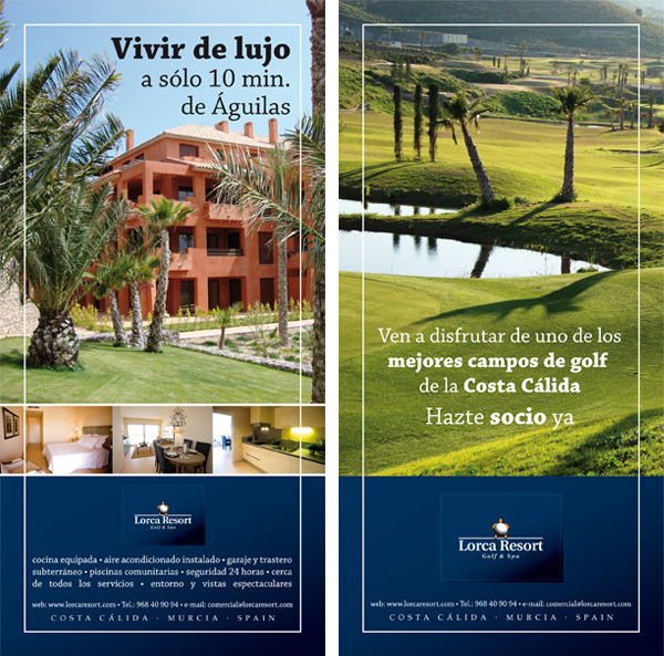 Flyer Lorcaresort