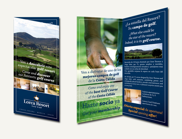 Diptico Lorca Resort - Golf Club
