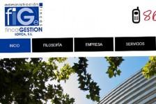 Diseño web fincagestion