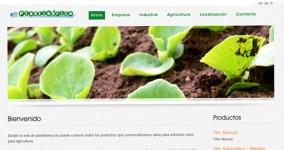 Diseño web Representaciones Plastiberica
